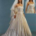 فستان زفاف رقم 214