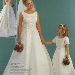 فستان زفاف رقم216
