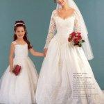 فستان زفاف رقم 217