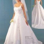 فستان زفاف رقم220