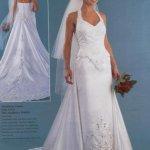 فستان زفاف رقم221