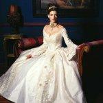 فستان زفاف رقم222
