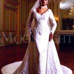 فستان زفاف رقم224