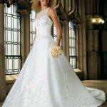 فستان زفاف رقم230