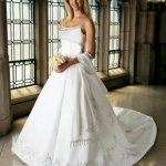 فستان زفاف رقم231