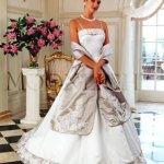 فستان زفاف رقم234