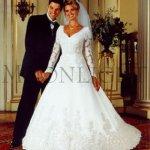 فستان زفاف رقم235