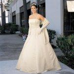 فستان زفاف رقم 244
