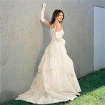فستان زفاف رقم 245