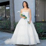 فستان زفاف رقم 246