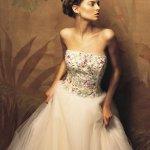 فستان زفاف رقم 249