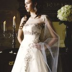 فستان زفاف رقم 250