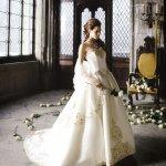فستان زفاف رقم 254