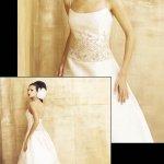 فستان زفاف رقم 258