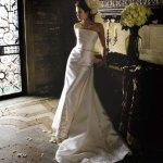 فستان زفاف رقم259