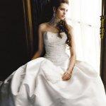فستان زفاف رقم 260