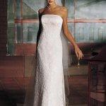 فستان زفاف رقم 266