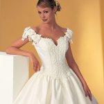 فستان زفاف رقم 285
