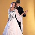 فستان زفاف رقم 317