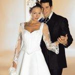 فستان زفاف رقم 318
