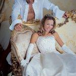فستان زفاف رقم 323
