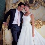 فستان زفاف رقم 324