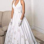 فستان زفاف رقم 327