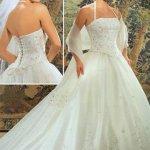 فستان زفاف رقم 330