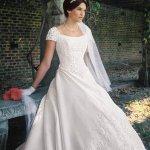 فستان زفاف رقم 332
