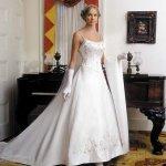 فستان زفاف رقم 334