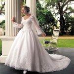 فستان زفاف رقم 338