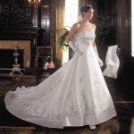 فستان زفاف رقم 340