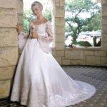 فستان زفاف رقم 341