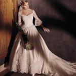 فستان زفاف رقم 342
