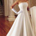 فستان زفاف رقم345