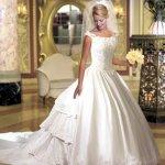 فستان زفاف رقم 348