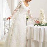 فستان زفاف رقم 349