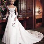 فستان زفاف رقم 351