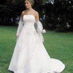 فستان زفاف رقم 352