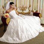 فستان زفاف 353