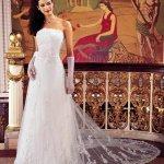 فستان زفاف رقم 354