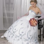 فستان زفاف رقم 358
