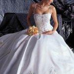 فستان زفاف رقم364
