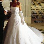 فستان زفاف رقم 365