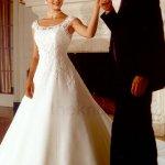 فستان زفاف رقم366