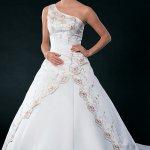 فستان زفاف رقم 371