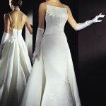 فستان زفاف رقم 373