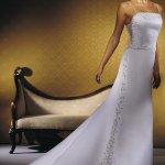 فستان زفاف رقم 376