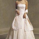 فستان زفاف رقم 384