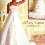 فستان زفاف رقم391